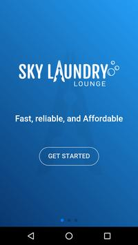 Sky Laundry Lounge poster