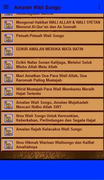 Amalan Wali Songo screenshot 2
