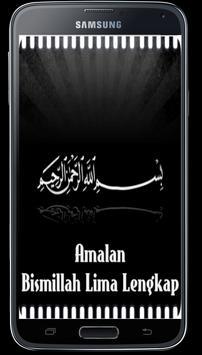 Amalan Bismillah Lima Lengkap apk screenshot