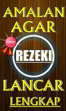 AMALAN AGAR REZEKI LANCAR LENGKAP poster