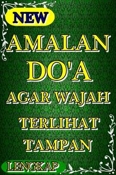 Amalan Doa Agar Wajah Terlihat Tampan poster
