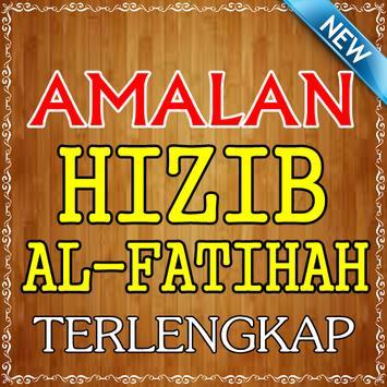 Amalan Hizib Al-Fatihah Lengkap poster
