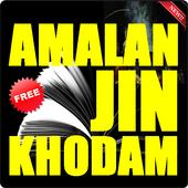 Amalan Jin Khodam icon