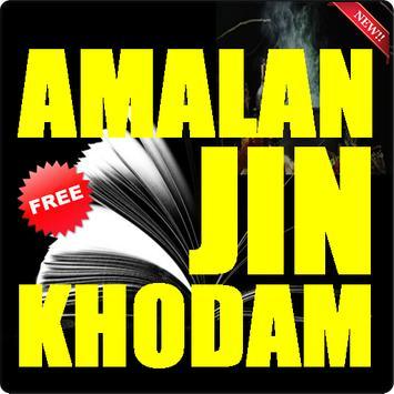 Amalan Jin Khodam poster
