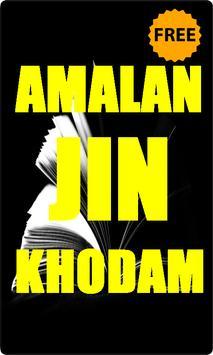 Amalan Jin Khodam screenshot 2