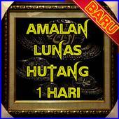 Amalan Lunas Hutang 1 Hari icon