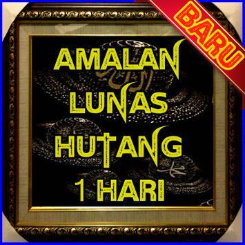 Amalan Lunas Hutang 1 Hari poster