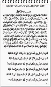 Tawasul NU (Nahdlatul Ulama) Lengkap screenshot 4