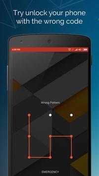QTrace screenshot 5