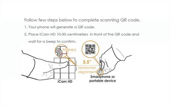 iCam HD 360 screenshot 2