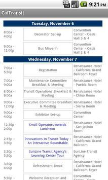 California Transit Association screenshot 1