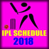 IPL Time Table 2018 icon