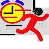 Running Text icon