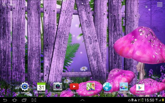 Magic Mushroom Live Wallpaper screenshot 8