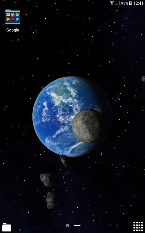 3d Earth Live Wallpaper Apk