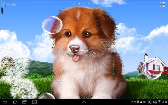 Puppy Wallpaper apk screenshot