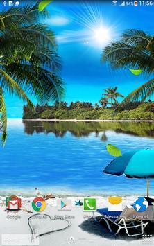 Beach Live Wallpaper Apk Download Free Personalization App Screenshot Android
