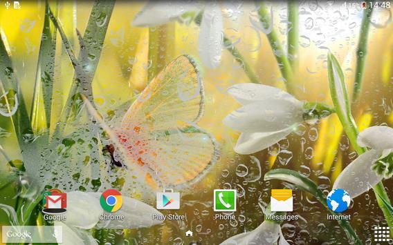 Spring Live Wallpaper apk screenshot