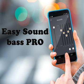 Easy sound Bass PRO poster