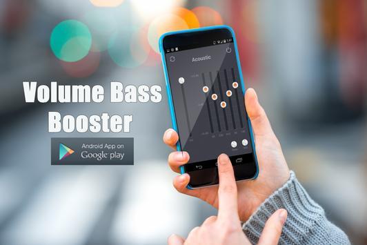 Volume Bass Booster poster