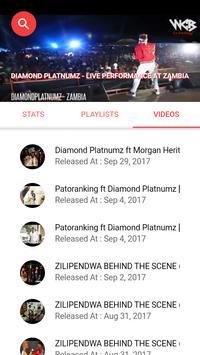 DIAMOND PLATNUMZ VIDEOS, SHOWS AND INTERVIEWS screenshot 1