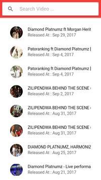 DIAMOND PLATNUMZ VIDEOS, SHOWS AND INTERVIEWS screenshot 2