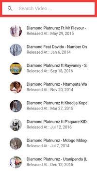 DIAMOND PLATNUMZ VIDEOS, SHOWS AND INTERVIEWS screenshot 7