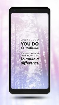 Quotes Wallpapers HD - Saying poster