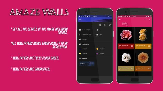 👌 Amaze Wallpapers 💪 screenshot 2