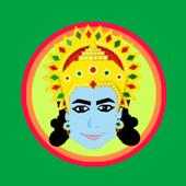 Lord Krishna Live wallpaper icon