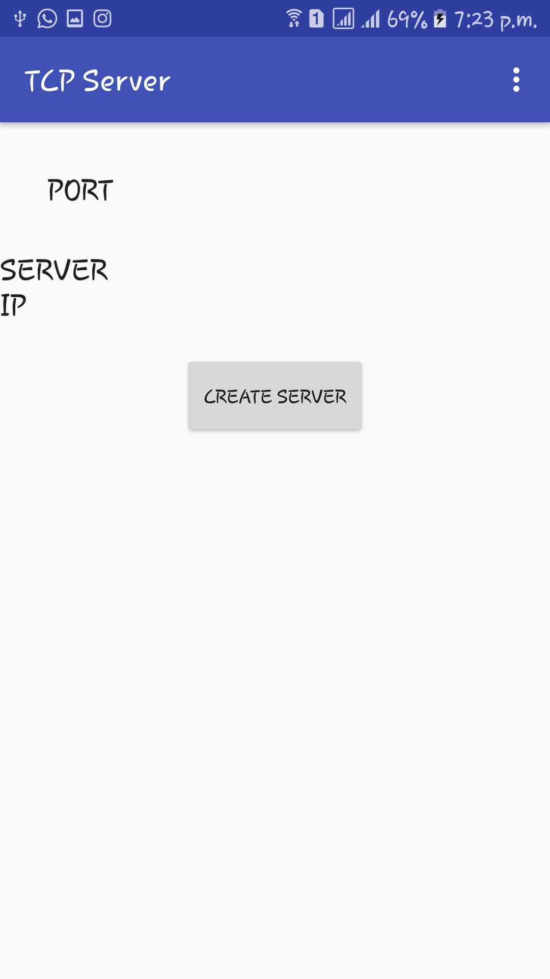 TCP SERVER for Android - APK Download