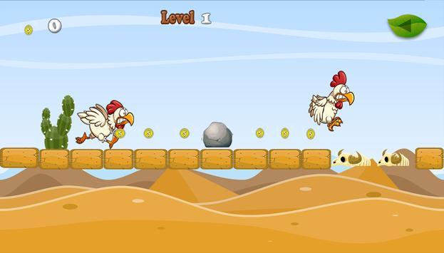 Chicken Fire screenshot 1
