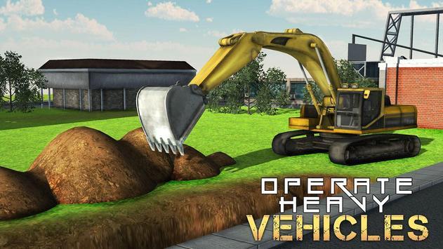 City Construction 3D 2016 apk screenshot