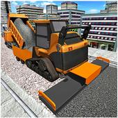 City Builder Road Construction icon
