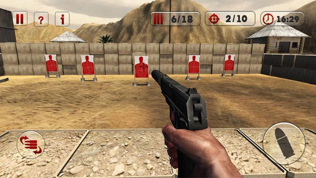 Gun Weapon Simulator 3D poster