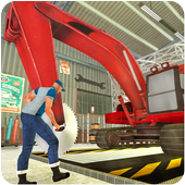 Excavator Mechanic Simulator icon