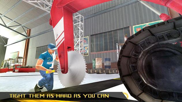 Excavator Mechanic Simulator screenshot 5