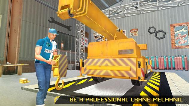 Excavator Mechanic Simulator apk screenshot