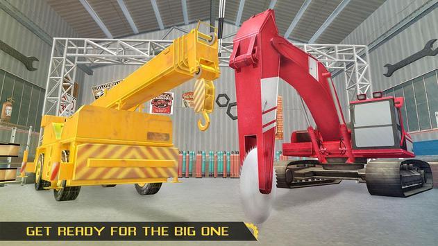 Excavator Mechanic Simulator screenshot 3
