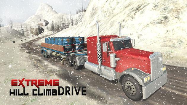 Offroad Snow Truck Driver 3D apk screenshot