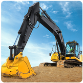Sand Excavator icon
