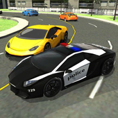 Traffic Police Adventure 3D icon