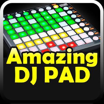 Amazing Dj Music Pad poster