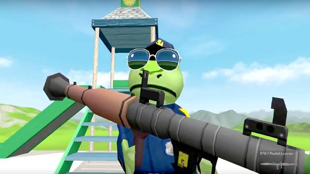 The Amazing Simulator Frog apk screenshot