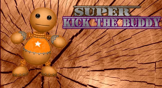 Amazing Kick on Buddy Runner 2 poster