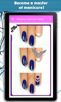 Amazing manicure Ideas screenshot 1