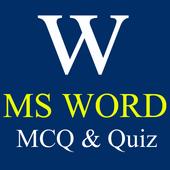 MS WORD MCQ biểu tượng