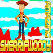 Amazing Sheriff Woody icon