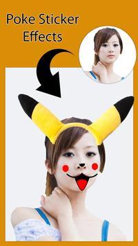Poketown Photo Stickers Editor screenshot 1