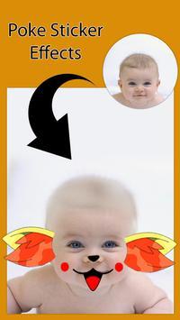 Poketown Photo Stickers Editor screenshot 2